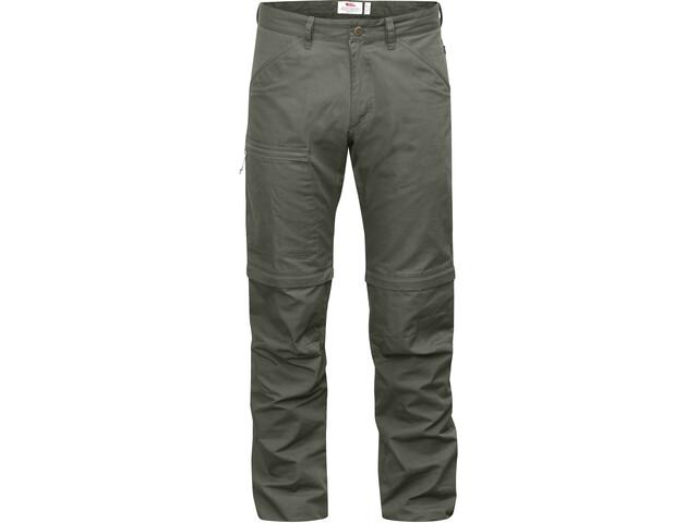 Fjällräven High Coast Pantaloni con zip Uomo, grigio